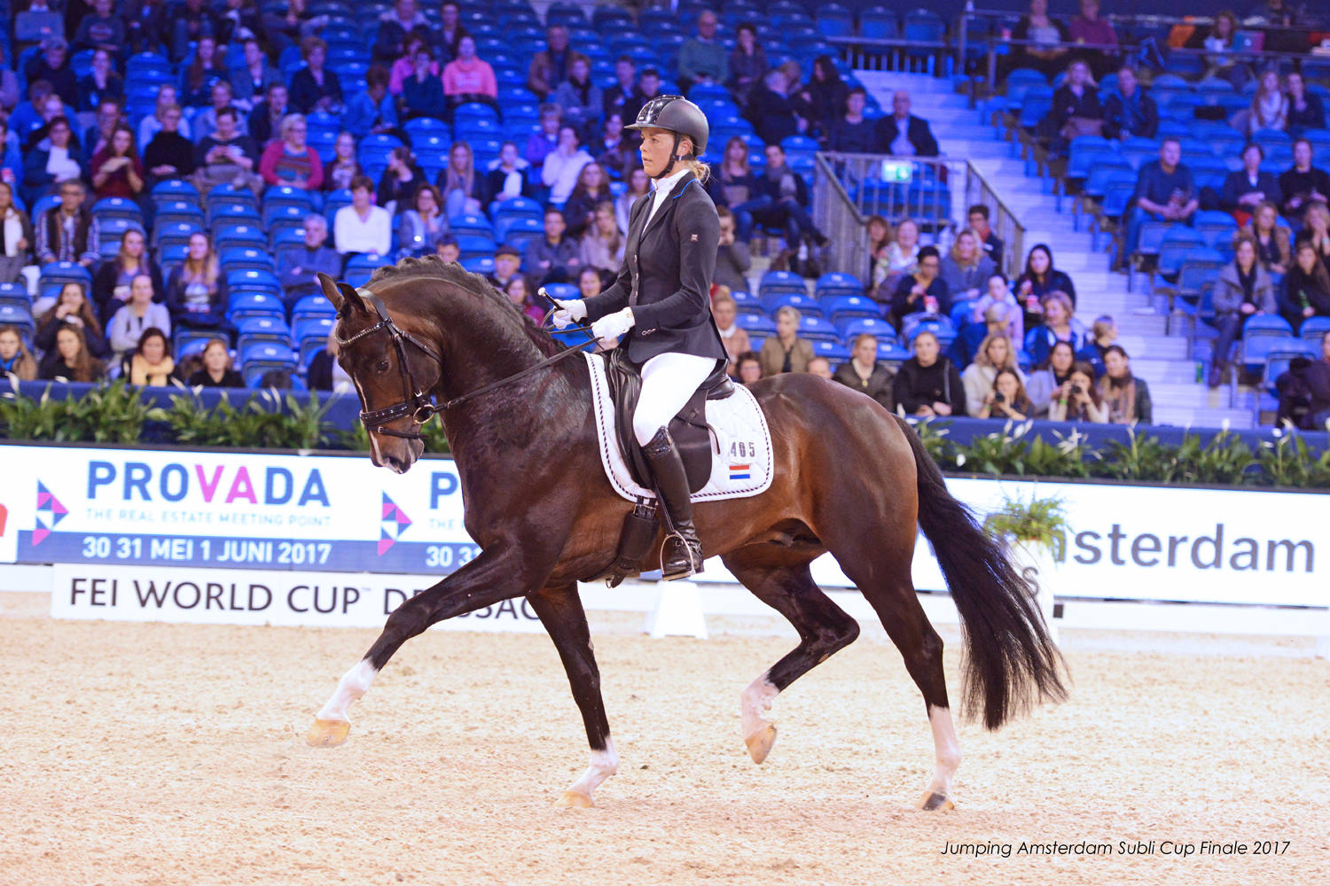 Jumping Amsterdam - Finale Subli Cup